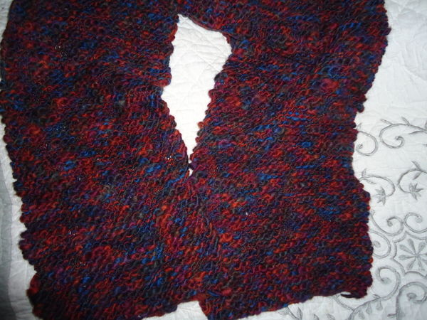 Écharpe tricotée 6 Châtenay-Malabry (92)