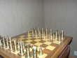 jeu d'échecs bronze. Jeux / jouets