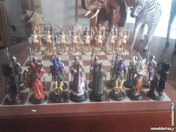 Jeu d'échecs 50 Saint-Priest-en-Jarez (42)