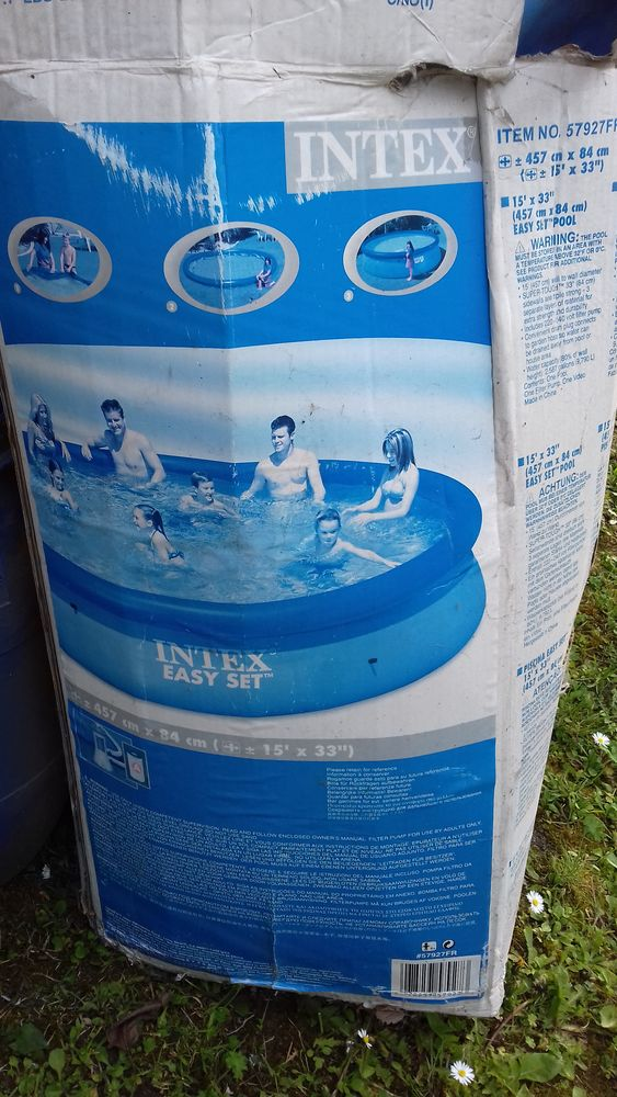 échelle / piscine 130 Limay (78)