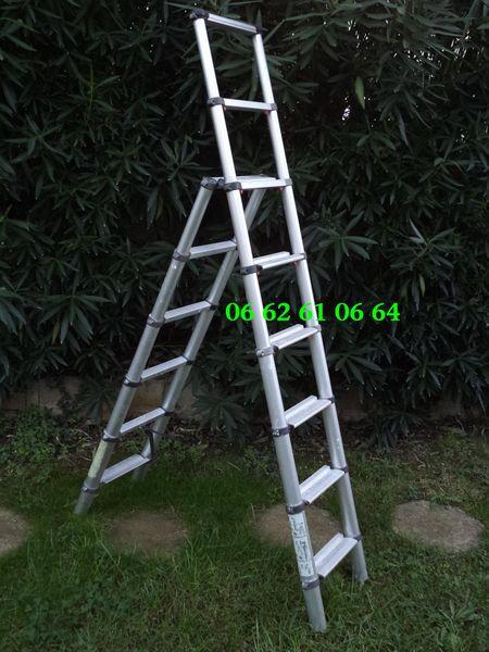 Echelle télescopique 200 Cagnes-sur-Mer (06)