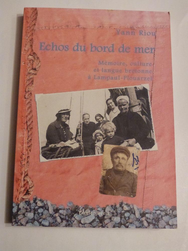 ECHOS DU BORD DE MER  (  LAMPAUL PLOUARZEL  )  13 Brest (29)