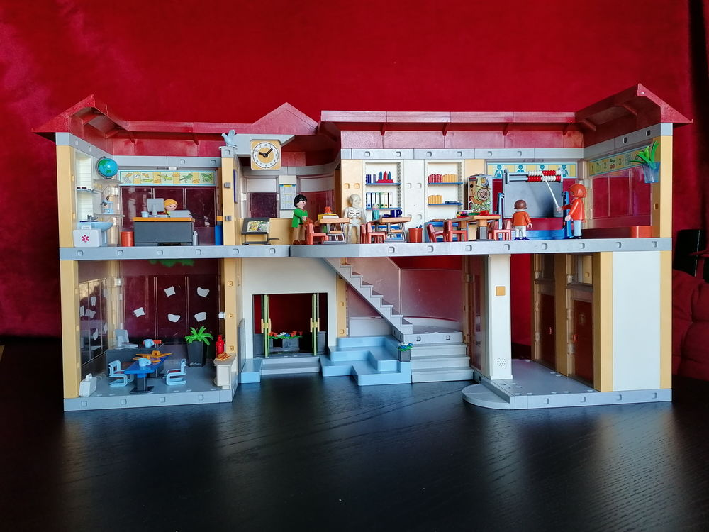École Playmobil 90 Savigny-le-Temple (77)