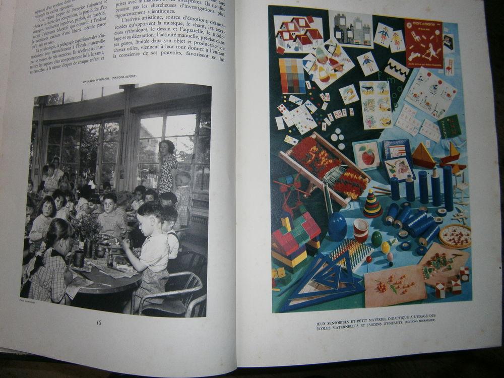 L'Ecole publique livres anciens Tomes 1 et 2 50 Villeneuve (33)