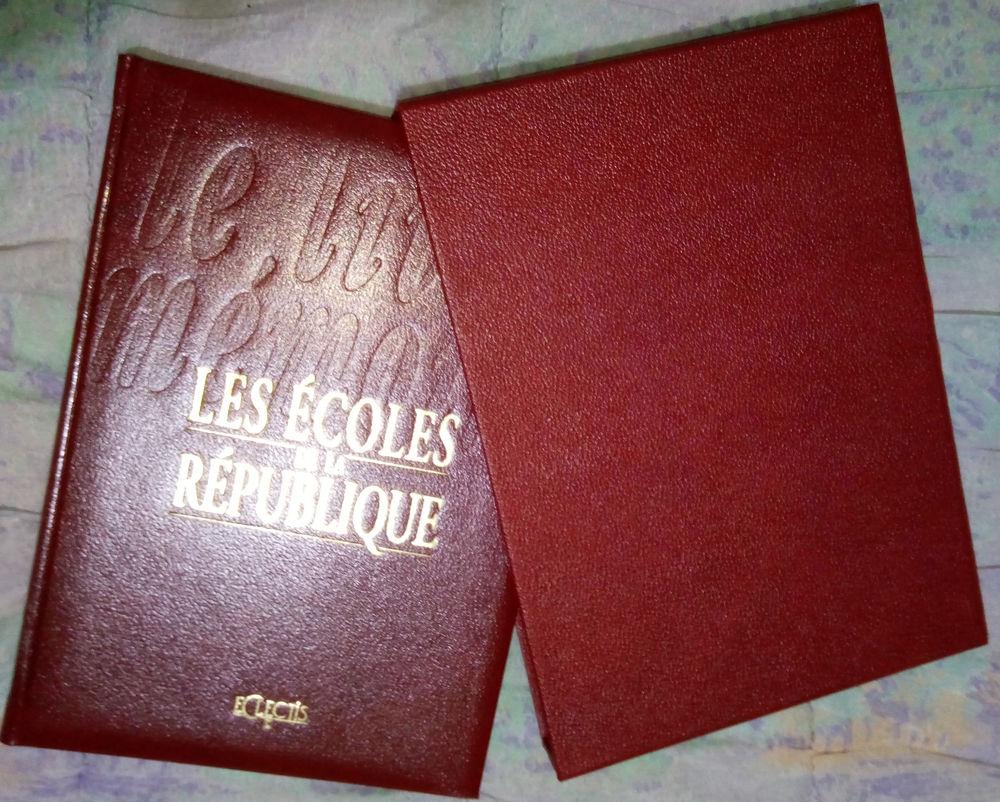 Les écoles de la République - coffret numéroté 35 Clermont-Ferrand (63)