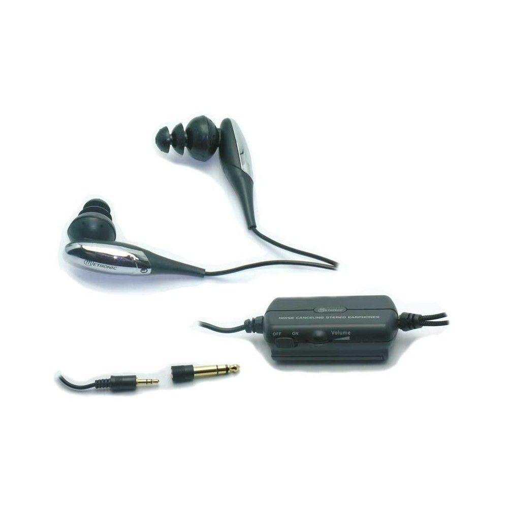 Ecouteurs intra auriculaire avec réducteur de bruit actif 12 Villevaudé (77)