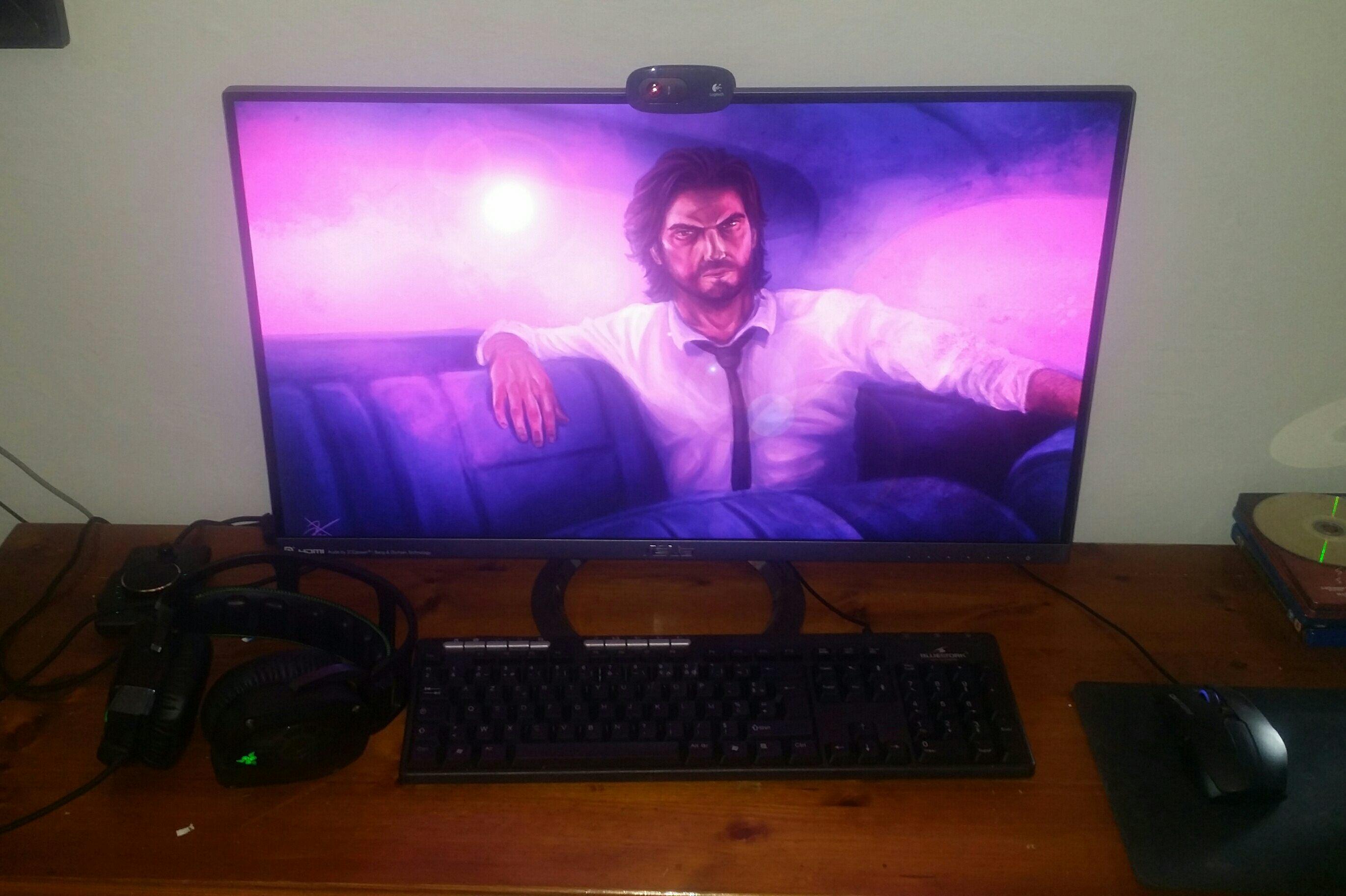 Écran PC IPS 1440p - ASUS MX27AQ 27  300 Angers (49)