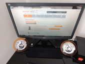 ECRAN LCD ACER X223HQ + PAIRE D'ENCEINTES 70 Domont (95)
