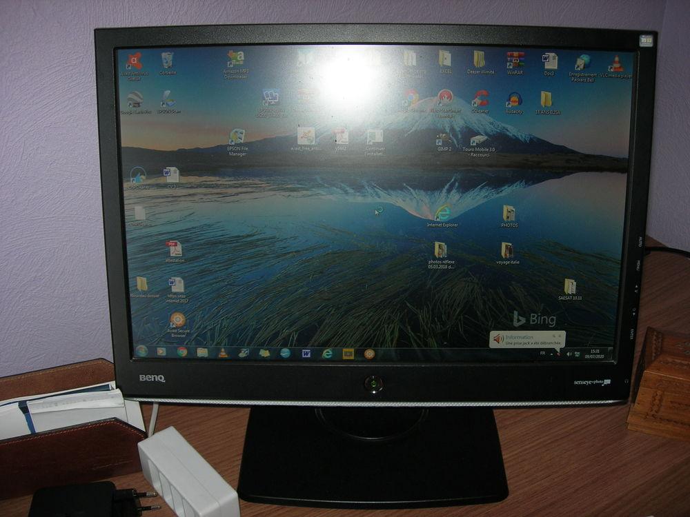 Ecran ordinateur BENQ 15 Romagné (35)