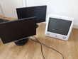 """2 écrans PC Samsung et Benq + 1 eMac PowerPC G4 17"""" Matériel informatique"""