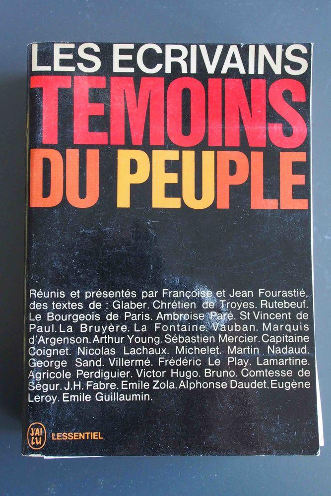Les écrivains témoins du peuple 5 Rennes (35)