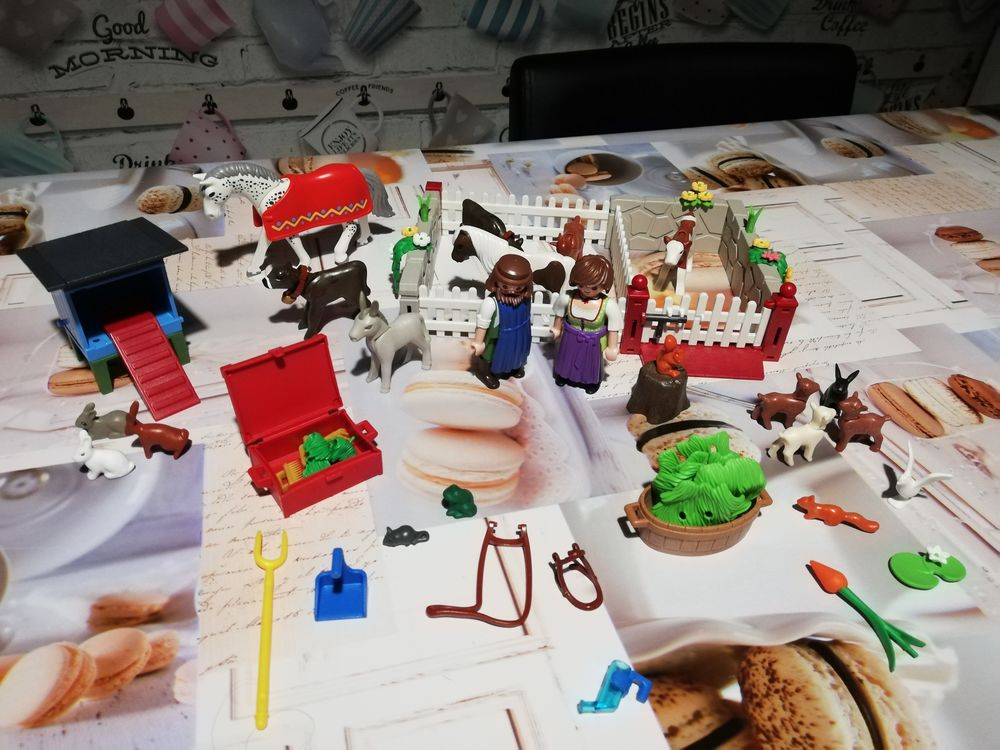 ecurie playmobil 35 Le Grand-Quevilly (76)