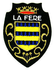 Ecusson Armoiries Ville de LA FERE (Aisne) 3 Mèze (34)
