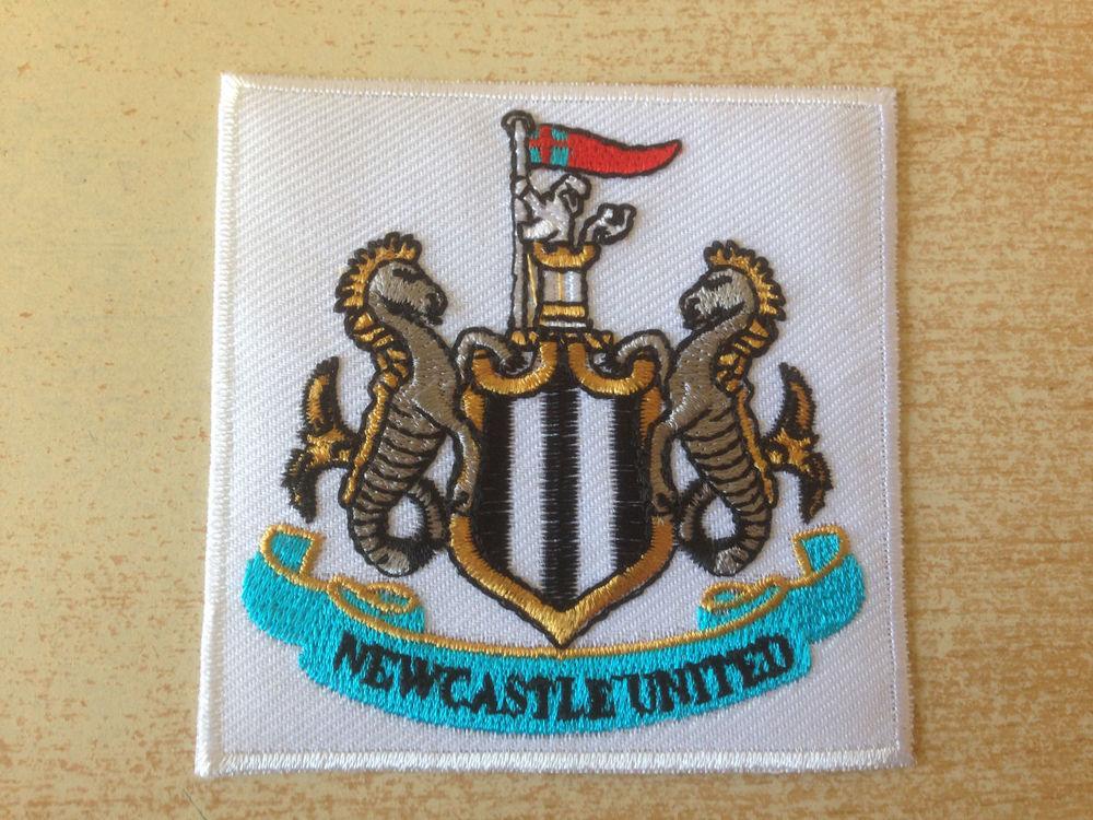 écusson brodé nufc newcastle united football club 5 Carnon Plage (34)