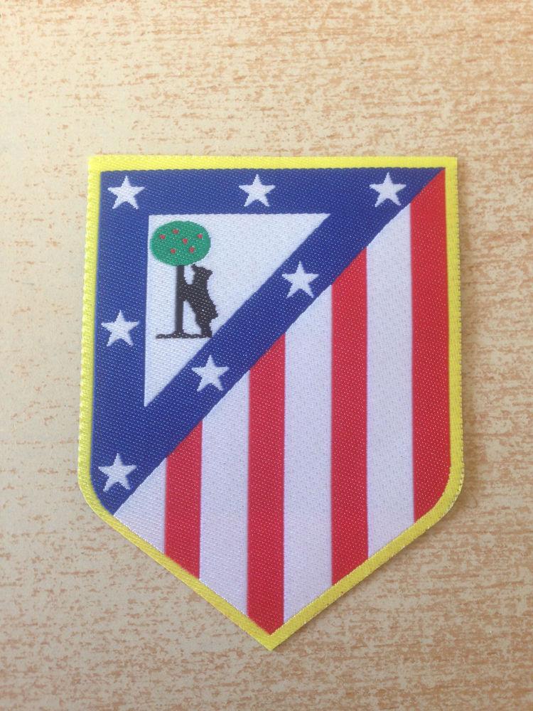 écusson football club atletico de madrid 8x6 cm 4 Carnon Plage (34)