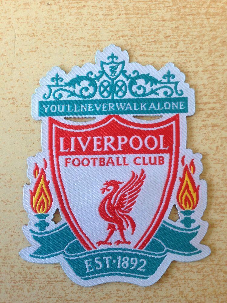 Écusson patch Liverpool football club 8x6cm 4 Carnon Plage (34)
