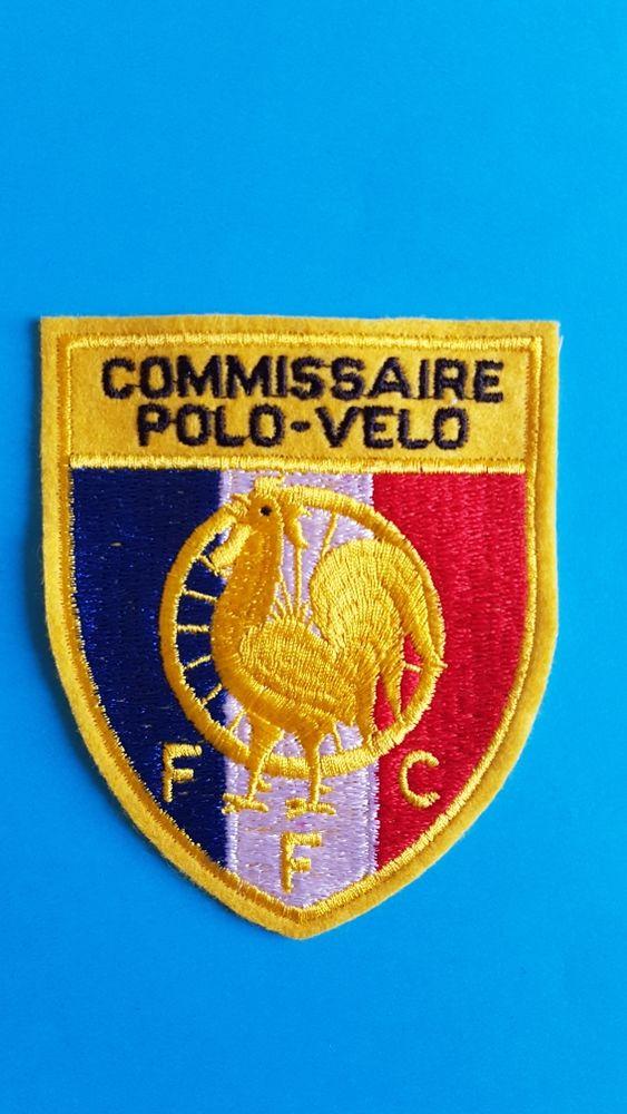 ÉCUSSON POLO-VÉLO 0 Nantes (44)
