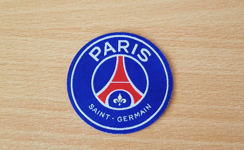 ecusson en tissu  PSG paris saint germain  thermocollant  5 Carnon Plage (34)