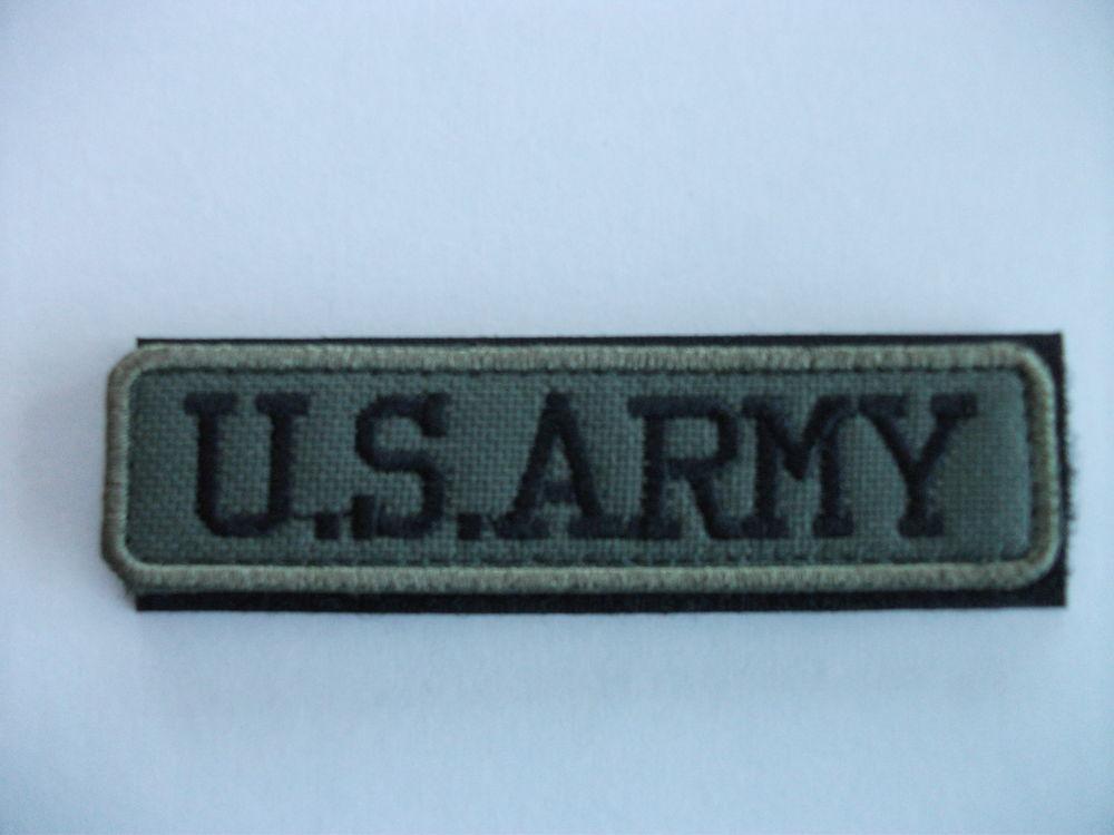 Ecusson ( velcro ) US.ARMY 4 Niort (79)