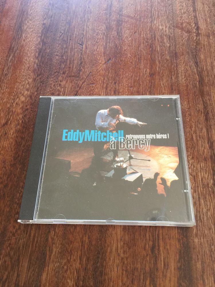 CD Eddy Mitchell à Bercy    Retrouvons notre héros 5 Saleilles (66)