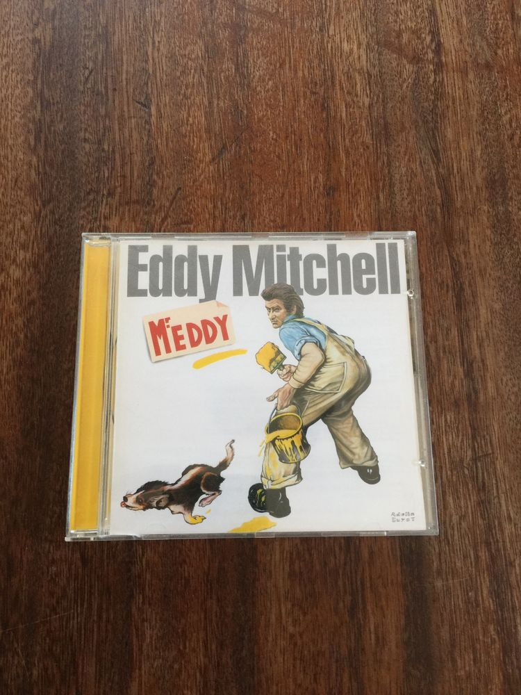 CD Eddy Mitchell   Mr Eddy   3 Saleilles (66)