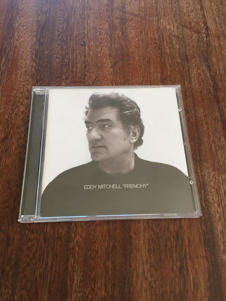 CD Eddy Mitchell   Frenchy   4 Saleilles (66)