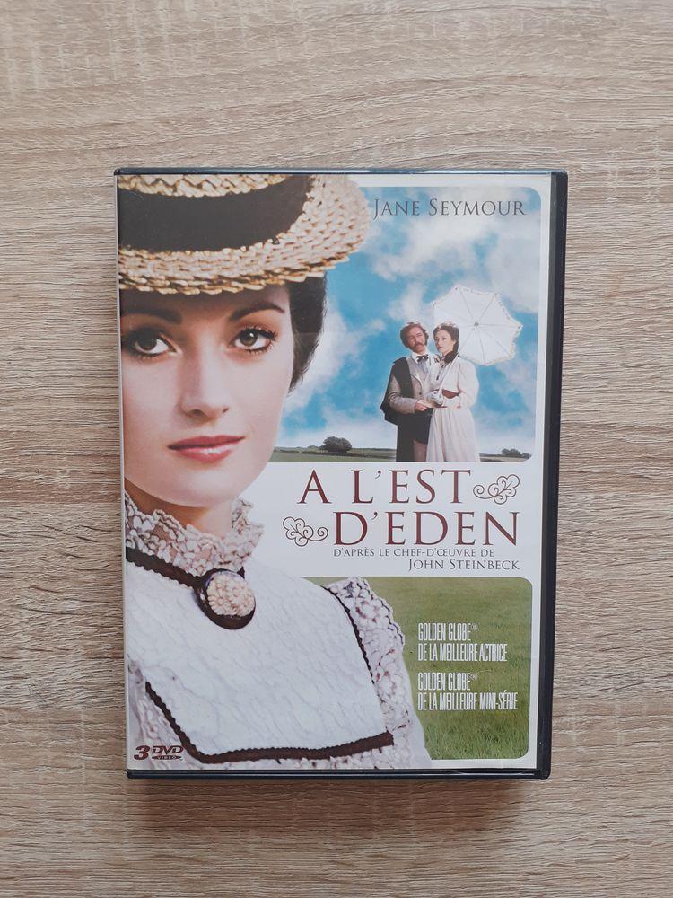 3 DVD    A  L'EST  D'EDEN   . 18 Le Vernois (39)
