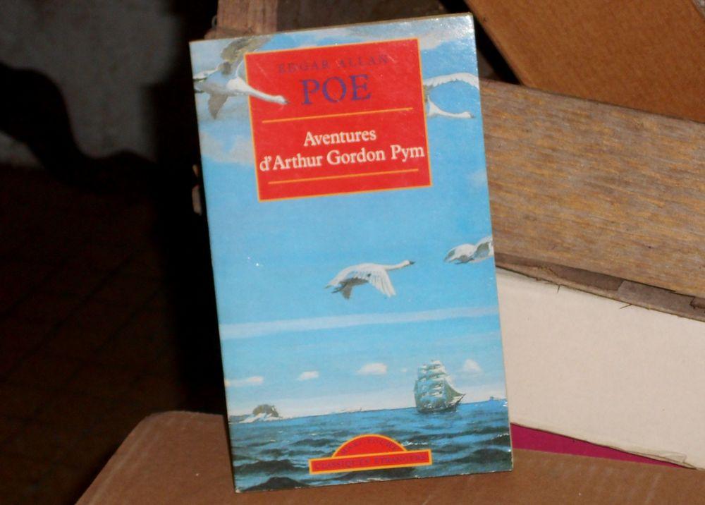 Edgar Allan Poe Aventure d'Arthur Gordon Pym 5 Monflanquin (47)
