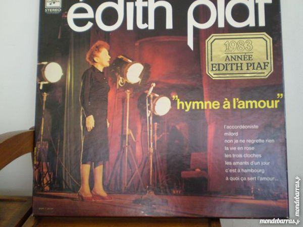 EDITH PIAF HYMNE A LAMOUR 1983 15 La Bouilladisse (13)