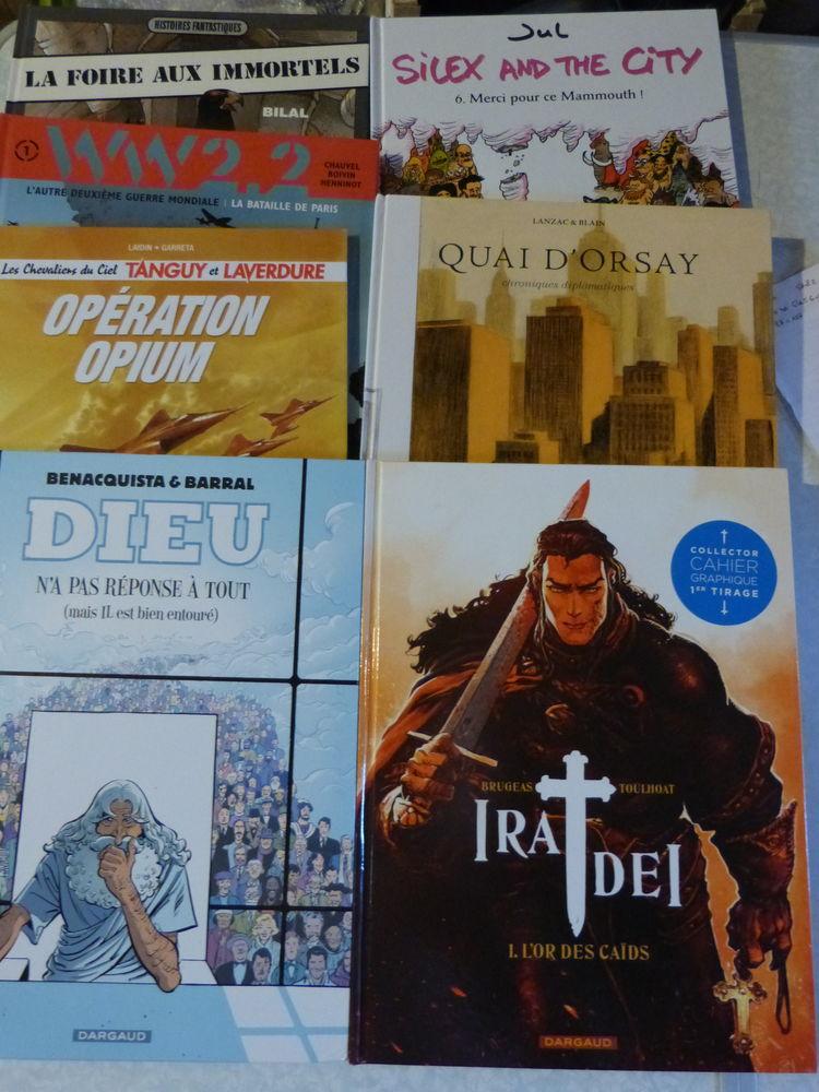 BD - éditions  DARGAUD  a choisir  LISTE N° 2  lisez tout  1 Brest (29)