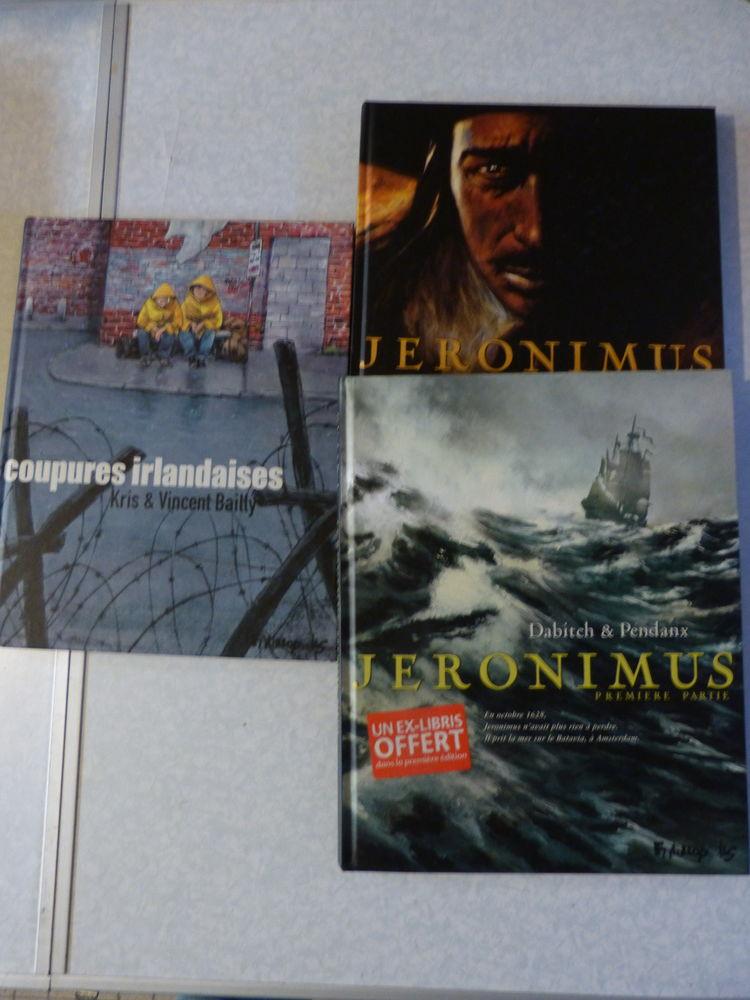 BD - éditions FUTUROPOLIS a choisir LISEZ TOUT LE TEXTE Livres et BD