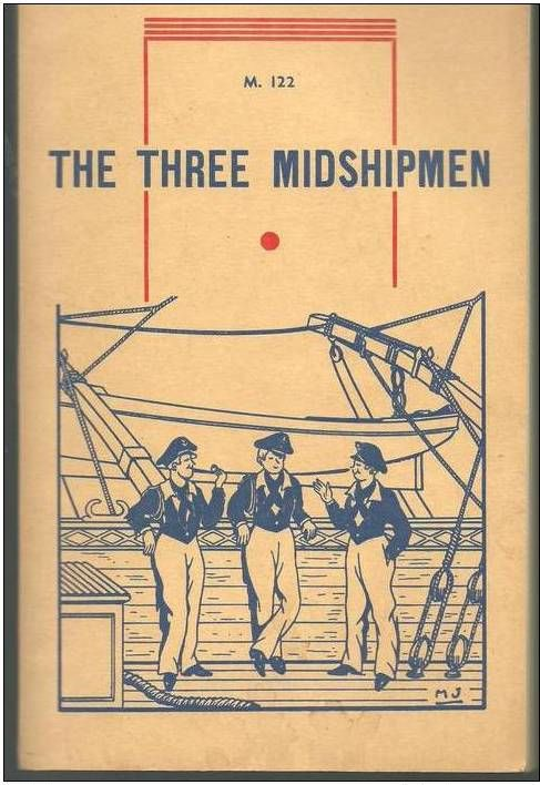 Editions MENTOR - The Three Midshipmen by H.G.W. KINGSTON 7 Montauban (82)