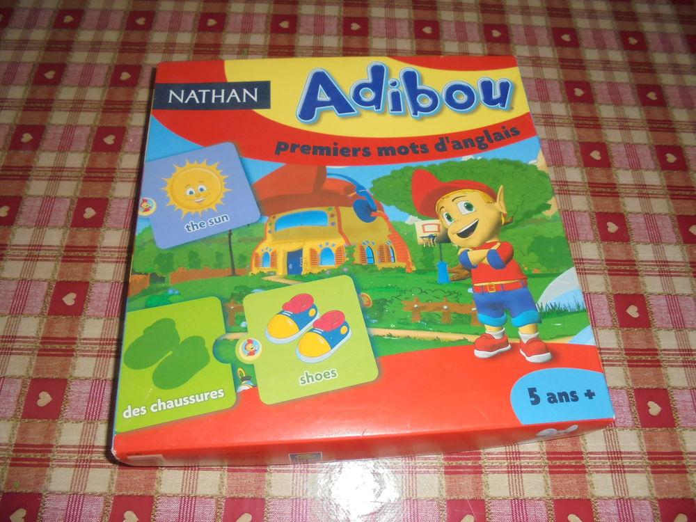 jeu éducatif anglais 5 Luxeuil-les-Bains (70)