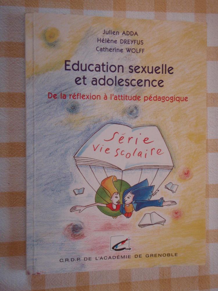 Éducation sexuelle et adolescence.  9 Veynes (05)