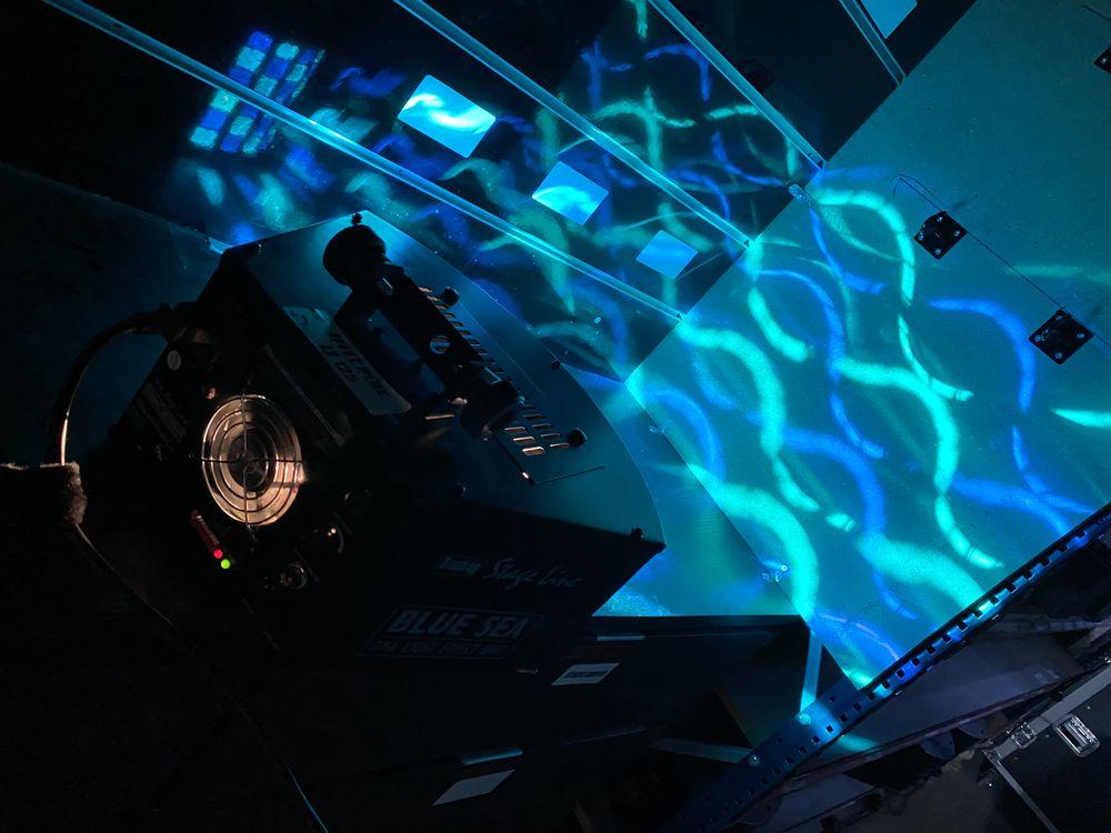 EFFET LUMIERE BLUE 800 W LE125 + 1 LAMPE OFFERTE 60 Ollioules (83)