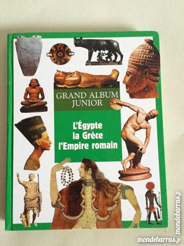 L'EGYPTE, LA GRECE , L'EMPIRE ROMAIN 15 Neuville-sur-Oise (95)