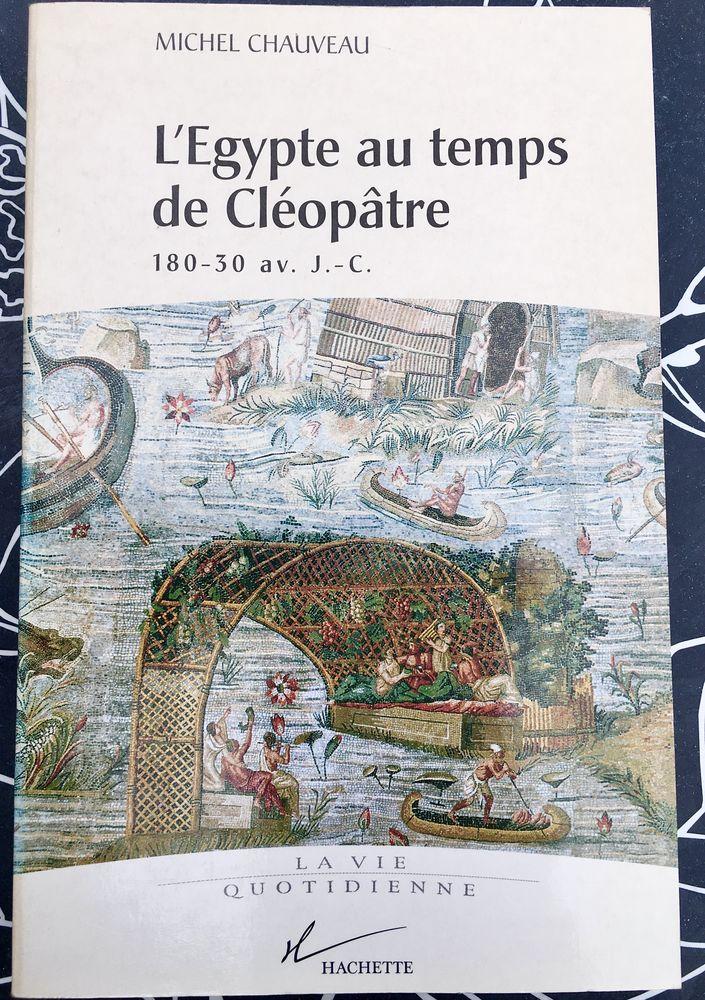 L'Egypte au temps de cléopâtre 180-30 av.JC par M.Chauveau 11 L'Isle-Jourdain (32)