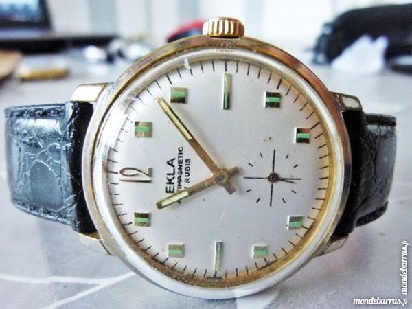 EKLA montre mécanique 1975 MEC0037 110 Metz (57)