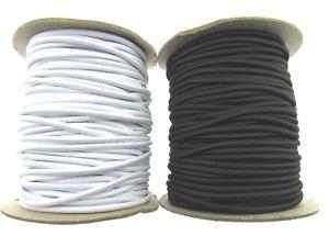 Elastique rond tressé / petit sandow fabriqué  en France.    8 Saumur (49)