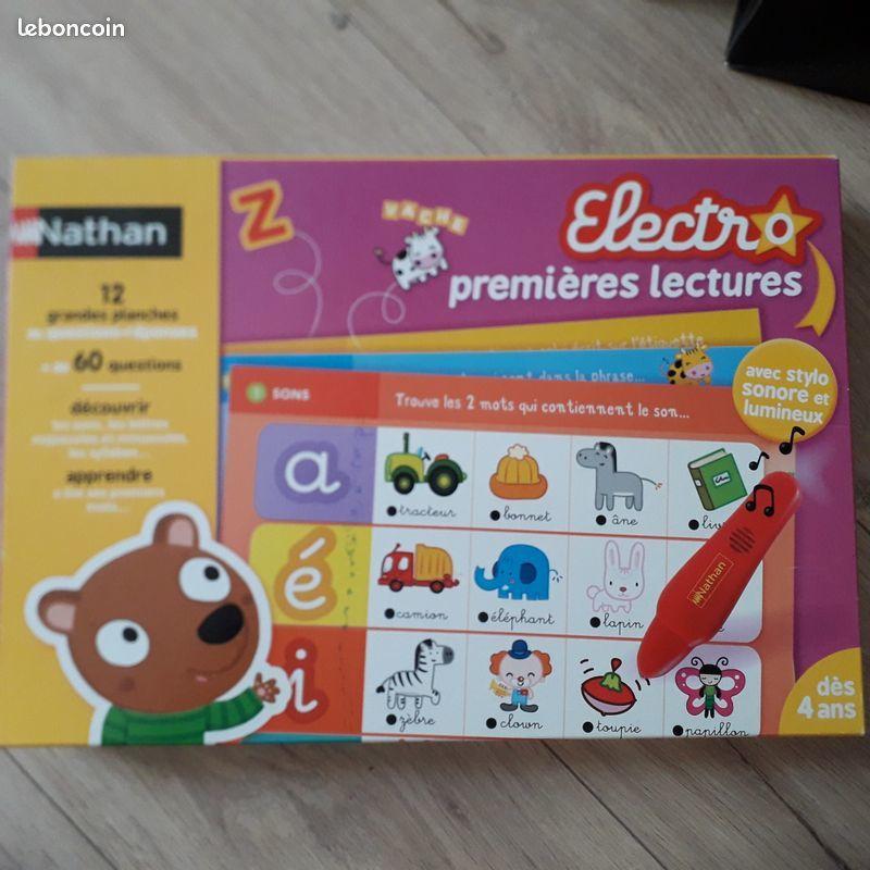Electro Premières Lectures - Jeu électronique éducatif 10 Neuilly-sur-Seine (92)