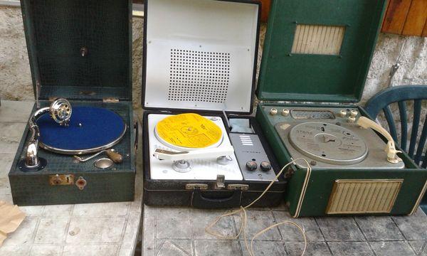 électrophones 140 Houilles (78)