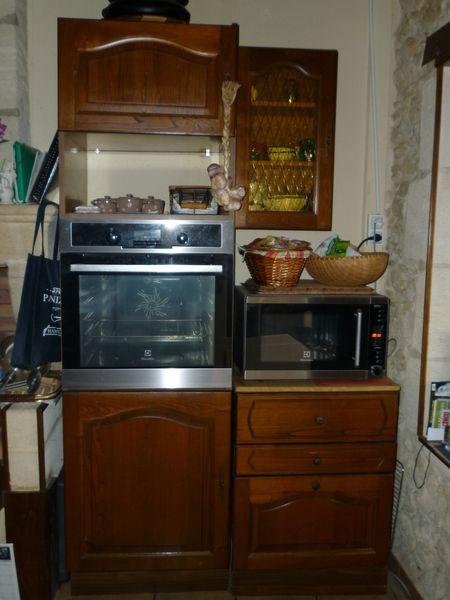 Meubles de cuisine occasion langon 33 annonces achat for Vendeur cuisine equipee