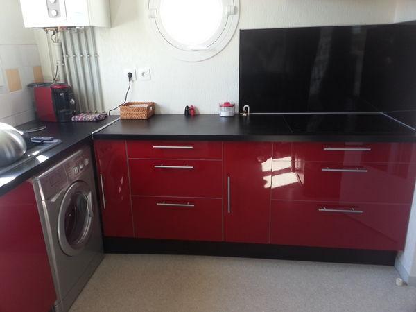 Ikea Cuisine Rouge Mat – Palzon.Com