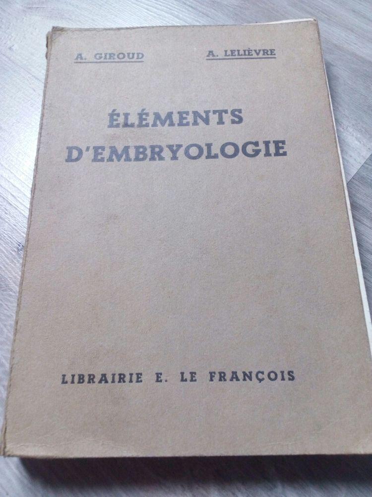 éléments d'embryologie 1939 60 Lisieux (14)