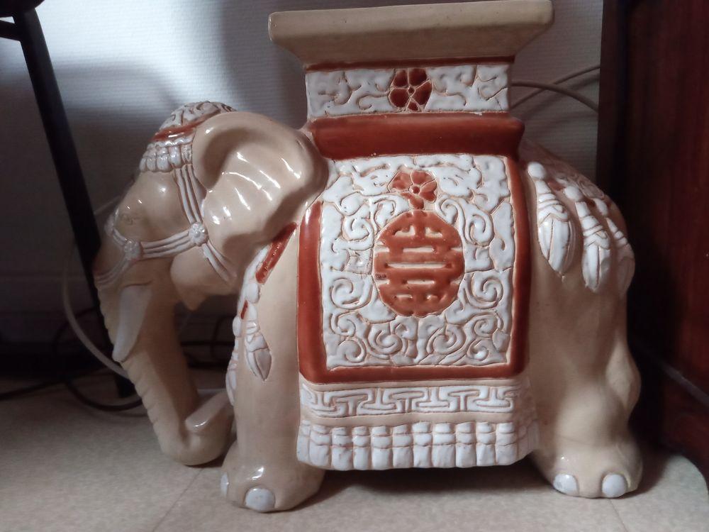 Éléphant indien  10 Rouen (76)