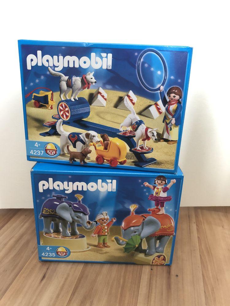 Les éléphants et les chiens du cirque playmobil  50 Cormeilles-en-Parisis (95)