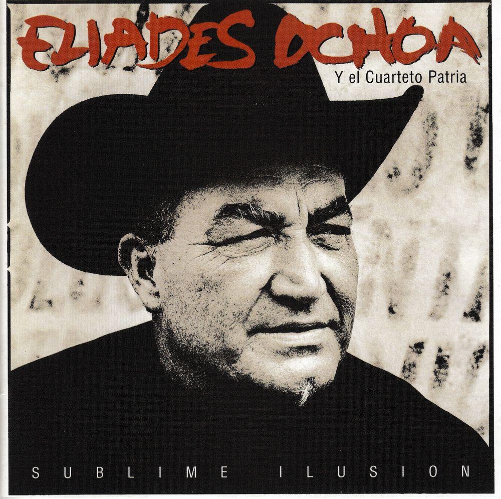 CD   Eliades Ochoa Y El Cuarteto Patria   -  Sublime Ilusión 5 Antony (92)