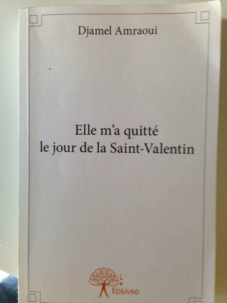 Elle m'a quitté le jour de la st-valentin 18 Sartrouville (78)
