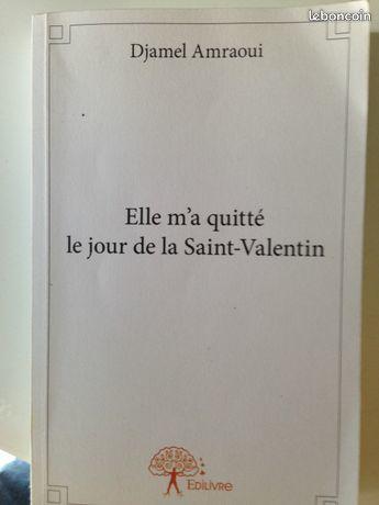 Elle m'a quitté le jour de la st-Valentin  18 Saint-Denis (93)
