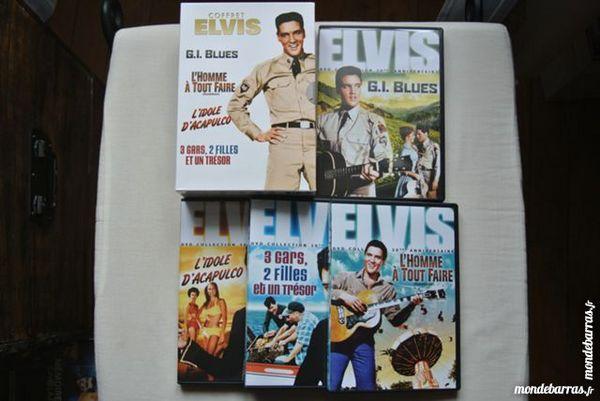 Elvis Presley Coffret 4  Neuf 12 Vandœuvre-lès-Nancy (54)
